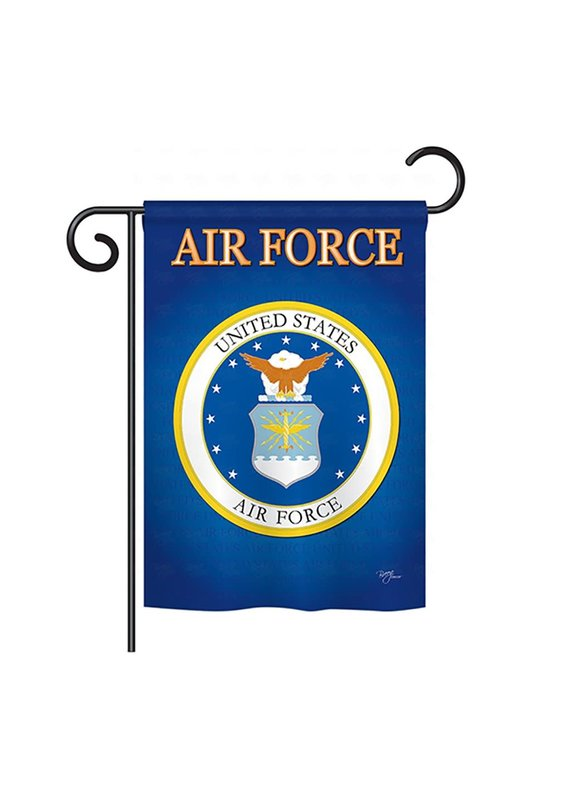 *****United States Air Force Garden Flag