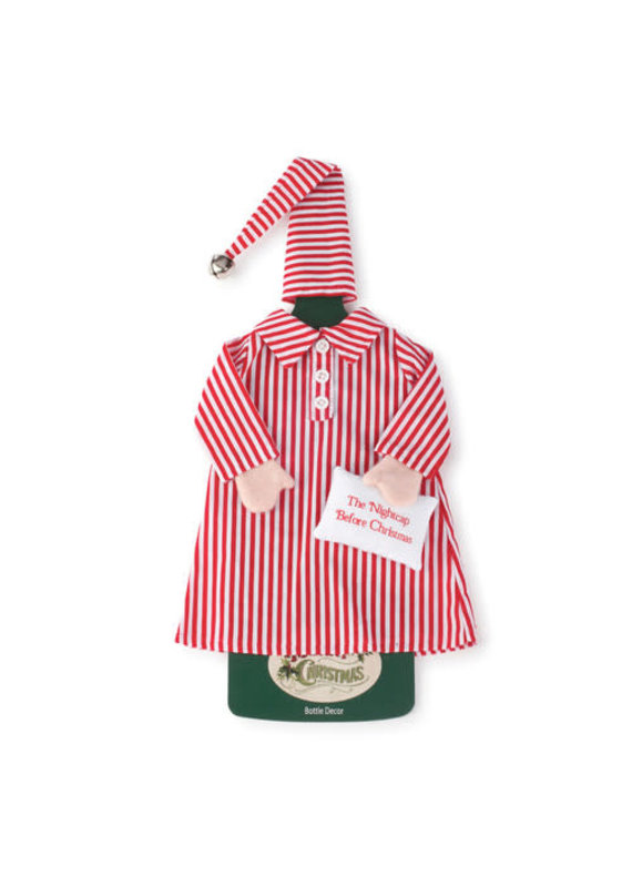 ****The Night Before Christmas Wine Bottle Cover