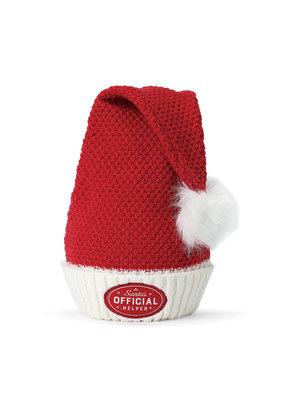 ***Santa's Helper Knit Stocking Hat