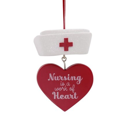 ***Nurse's Cap Hallmark Ornament