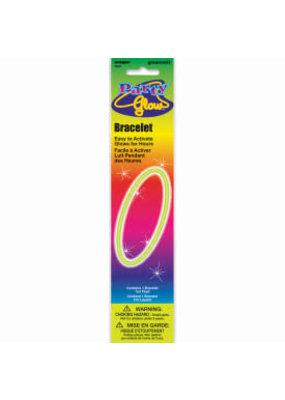 """Green 8"""" Glow Bracelet"""
