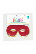 Foil Eye Masks Assorted Colors 8ct