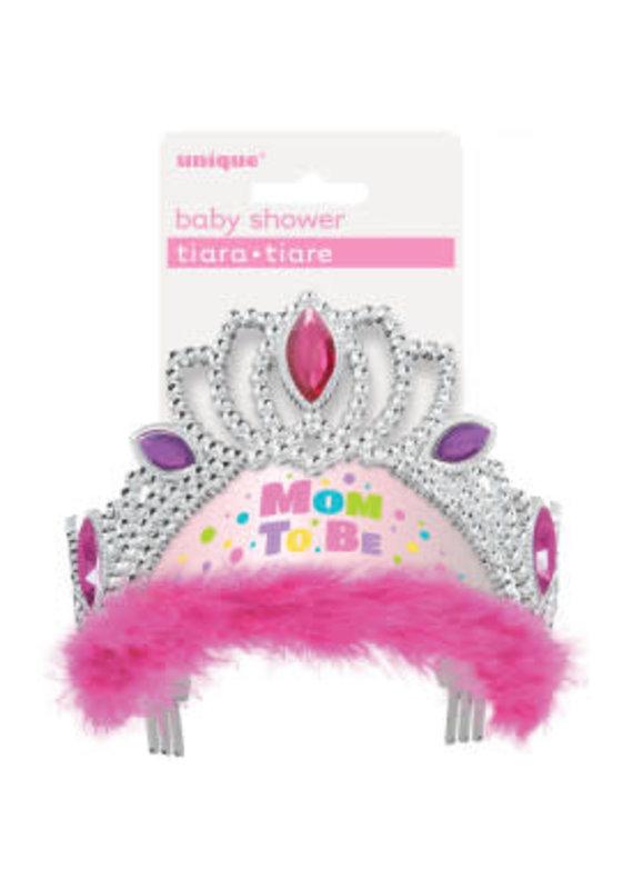 ***Pink Mom to Be Tiara