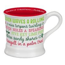 ***12 Days of Florida Coffee Mug