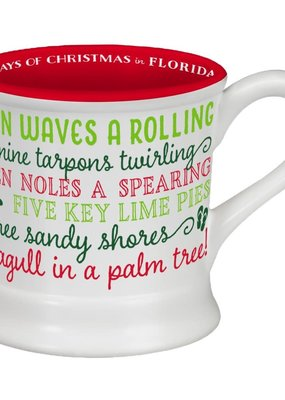 Occasionally Made ***12 Days of Florida Coffee Mug