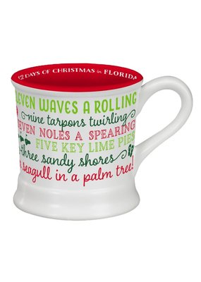 Occasionally Made ***12 Days of Florida Coffee Mug