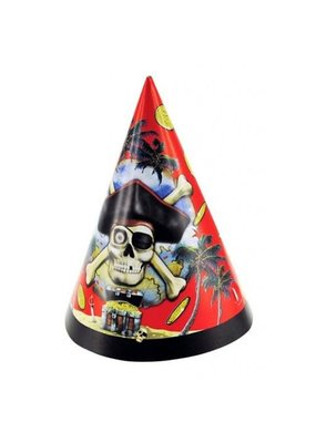 ****Pirate Bounty Party Hats