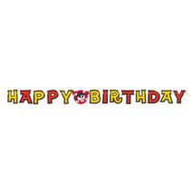 ***Banner Happy Birthday Pirate