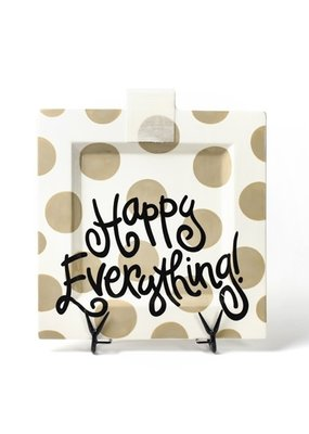 Cotton Colors ***Happy Everything Natural Mini Platter