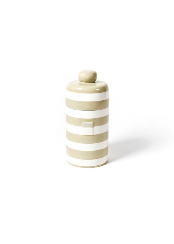 Cotton Colors ****Happy Everything Netural Mini Canister