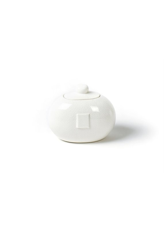 Cotton Colors ****Happy Everything Mini Small Dot Cookie Jar