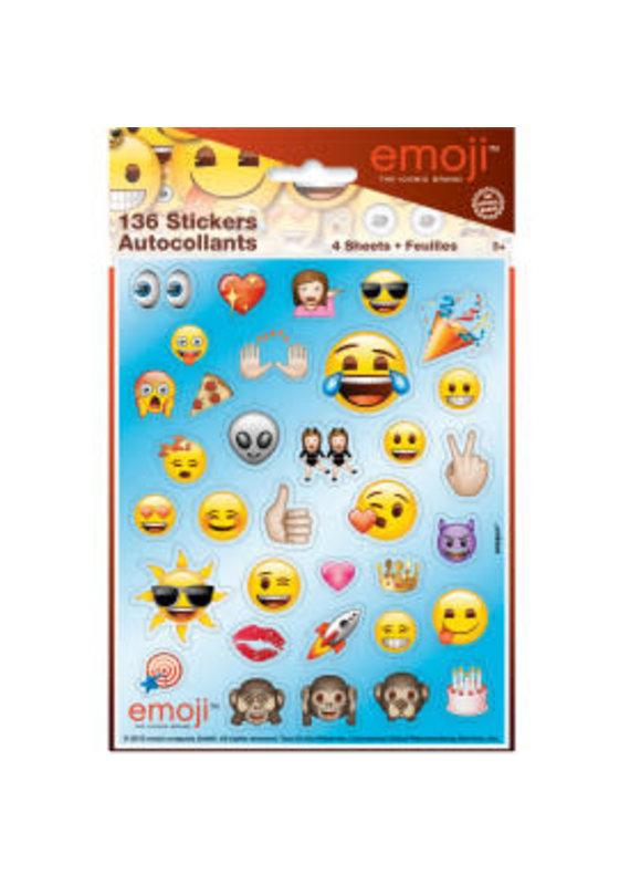 ****Emoji stickers 4 sheets