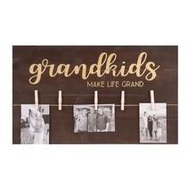 ***Grandkids Make Life Grand Clip Photo Frame