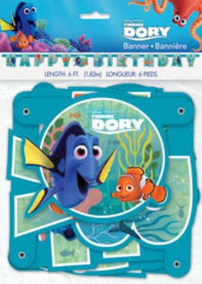 ***Finding Dory Birthday Banner 6ft