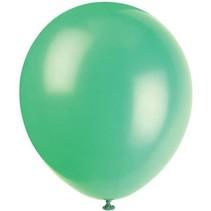 "***12"" Latex Balloons, 10ct - Emerald Green"