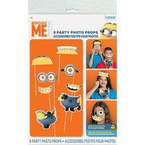 ***Minions Party Photo Props