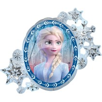 """***Frozen II  Mirror 30"""" Mylar Balloon"""