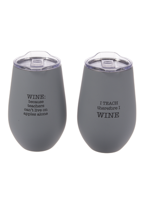 ***Teacher Stainless Steal Tumblers