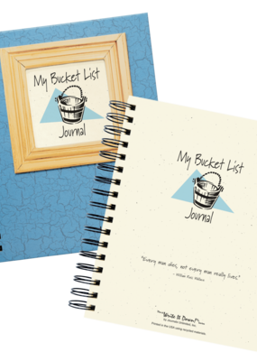 Journal Unlimited ***My Bucket List Journal