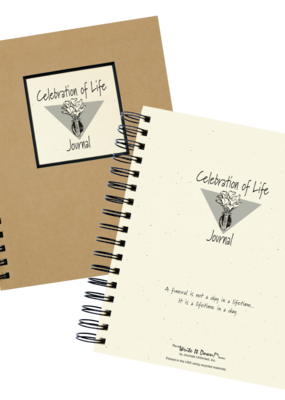 Journal Unlimited ***Celebration of Life Journal