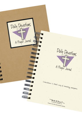 Journal Unlimited ***Daily Devotions A Prayer Journal