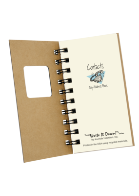 Journal Unlimited ***Contacts Address Book