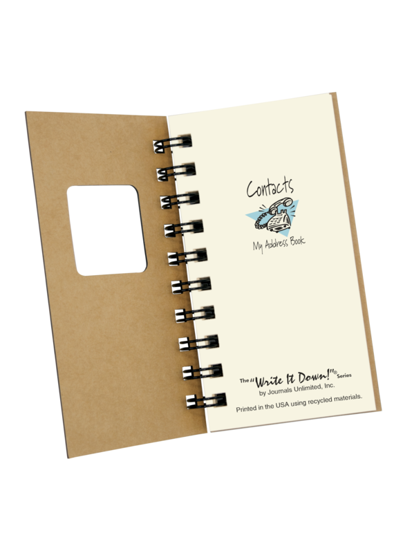 Journal Unlimited ****Contacts Address Book