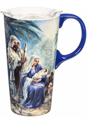 ***Nativity Coffee Mug with Box