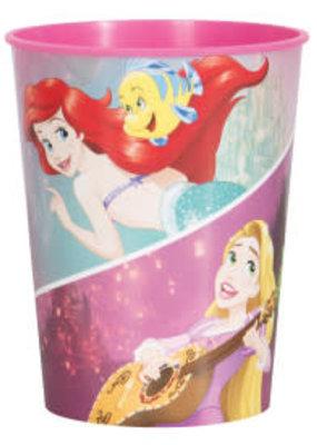 Disney Princess Dream Big 16oz Plastic Cup 1ct