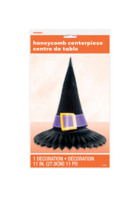 "***Witch Hat Honeycomb 11"" Centerpiece"
