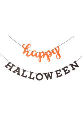 ***Happy Halloween Banner