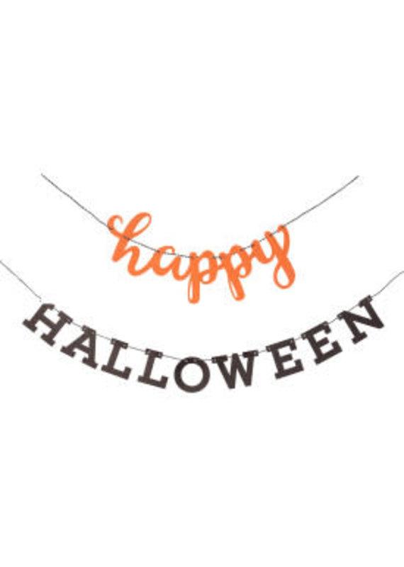 *****Happy Halloween Banner 7ft