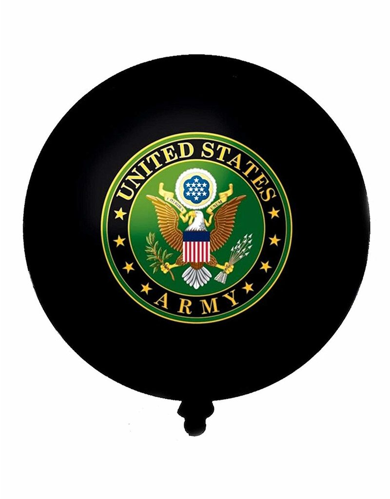 ***The United States Army Mylar Balloon