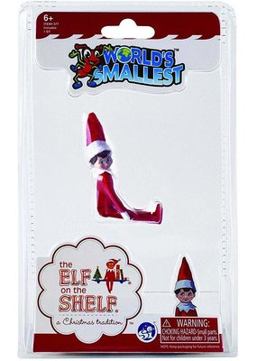 Super Impulse ***World's Smallest Elf on a Shelf