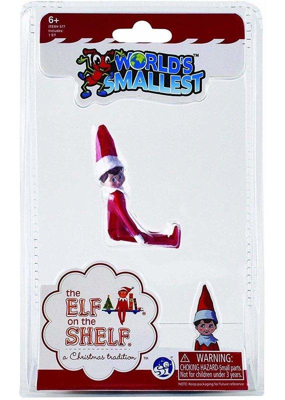 Super Impulse *****World's Smallest Elf on a Shelf