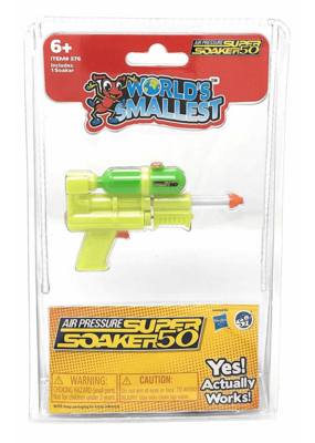 Super Impulse ***World's Smallest Super Soaker