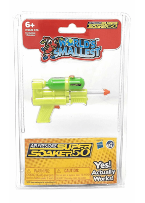 Super Impulse ***World's Smallest Super Soaker