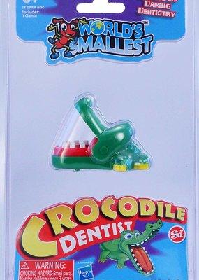 Super Impulse ***World's Smallest Crocodile Dentist