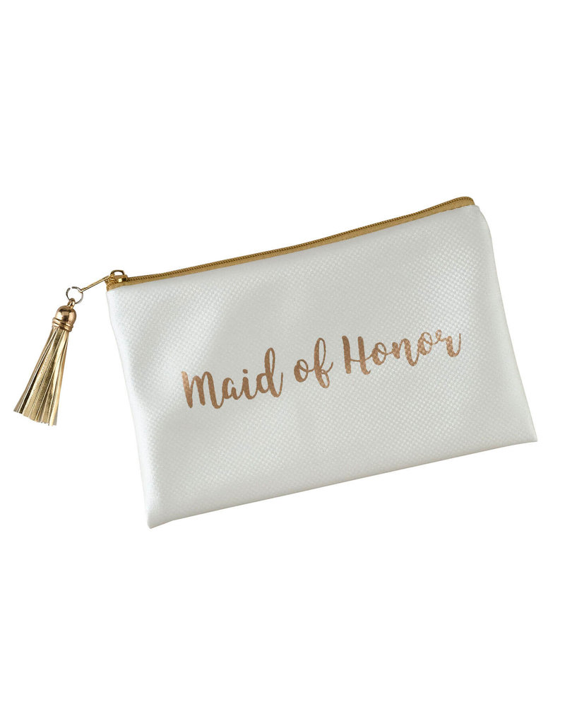 ***Maid of Honor Survival Cosmetic Bag