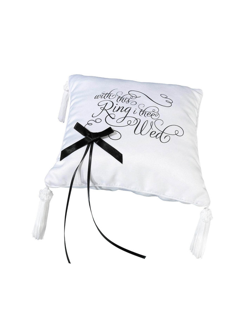 ***With This Ring Pillow