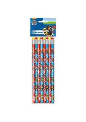 ***Paw Patrol Pencils 8ct