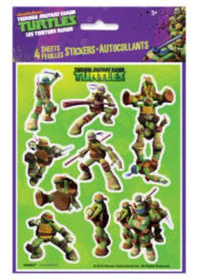 ***Ninja Turtles Stickers