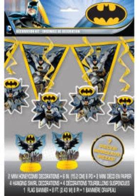 ***Batman Decoration Set 7piece