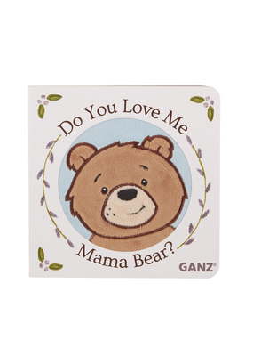 ***Do You Love Me Mama Bear Hardcover Book