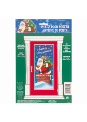 ****Night Before Christmas Door Cover