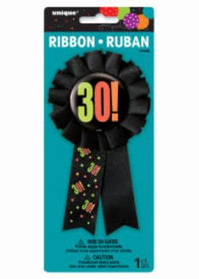 ***Birthday Cheer 30 Award Badge