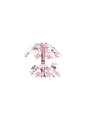 "***Umbrellaphants Pink Mini 8.5"" Cascade Centerpiece"