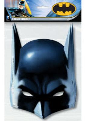 ***Batman Party Masks 8ct