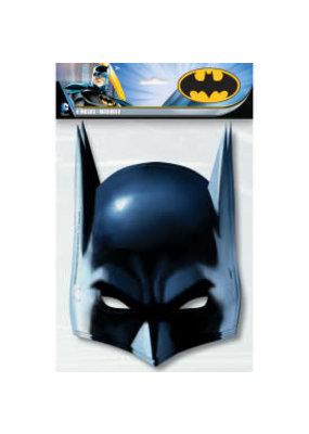 ****Batman Party Masks 8ct