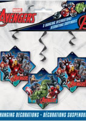 ***Avengers Danglers 3ct